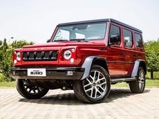"""Beijing BJ80 3.0 V6T - """"Xe nhái"""" Mercedes-Benz G-Class với động cơ 276 mã lực và giá khởi điểm 1,15 tỷ đồng"""