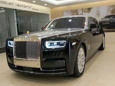 Rolls-Royce Phantom: Giá xe Rolls-Royce Phantom VIII mới nhất tháng 8 năm 2020 tại Việt Nam