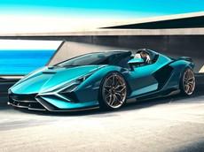 """Lamborghini Sián mui trần ra mắt, chỉ có 19 chiếc nhưng tất cả đều đã """"cháy hàng"""""""