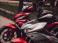 Xe côn tay Honda Winner X tiếp tục phải giảm giá dưới 40 triệu đồng