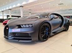 Bugatti Chiron Sport 110 Ans Edition siêu hiếm được bán ở Trung Đông hơn 100 tỷ đồng