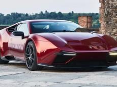 Ares DesignPanther ProgettoUno - Siêu xe V10, giá 16 tỷ đồng hé lộ video lần đầu tiên đi trên đường
