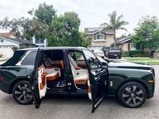 Giá xe Rolls-Royce Cullinan mới nhất tháng 8 năm 2020 tại Việt Nam