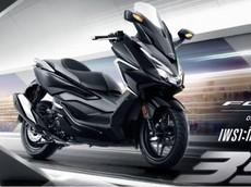 Xe ga phân khối lớn Honda Forza 350 hoàn toàn mới lộ thông số kỹ thuật