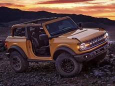 Đánh giá Ford Bronco 2021: SUV việt dã biểu tượng tái xuất, có thể tháo cửa và nóc, dùng nội thất chống nước