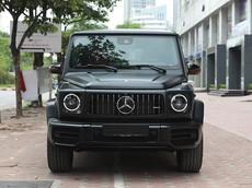 Mercedes-AMG G63: Giá xe Mercedes-AMG G63 mới nhất tháng 8 năm 2020 tại Việt Nam