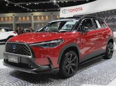 Chi tiết Toyota Corolla Cross 2020 mới ra mắt tại triển lãm Bangkok Motor Show 2020, ngày về Việt Nam không xa