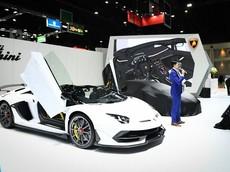 Lamborghini Aventador SVJ mui trần bất ngờ có mặt tại Thái Lan với giá bán chóng mặt