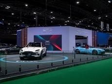 DBX dẫn đầu đoàn xe Aston Martin đến triển lãm Bangkok Motor Show 2020