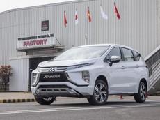 Mitsubishi Xpander bản lắp ráp chính thức xuất xưởng, giá không đổi nhưng đủ điều kiện hưởng ưu đãi giảm lệ phí trước bạ