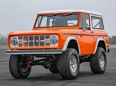 """Chiếc Ford Bronco 1974 này sẽ khiến """"Lamborghini Urus nhà hàng xóm"""" trông thật rẻ tiền"""
