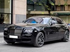 Giá xe Rolls-Royce Ghost Black Badge mới nhất tháng 8 năm 2020 tại Việt Nam