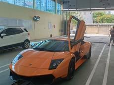 Lamborghini Murcielago đầu tiên về Việt Nam tái xuất với ngoại thất độ phiên bản giới hạn