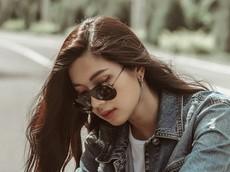 Á khôi The Face 2017 Đồng Ánh Quỳnh khoe vẻ đẹp cá tính, lạnh lùng bên Yamaha XSR