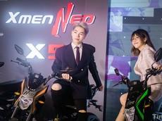 Yadea chính thức ra mắt Xmen Neo và Yadea X5, giá khởi điểm 14,99 triệu đồng