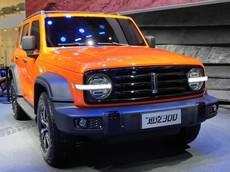WEY Tank 300 - SUV cỡ C với ngoại thất giống Ford Bronco 2021 và nội thất hao hao Mercedes-Benz