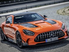 Mercedes-AMG GT Black Series chốt giá từ 9 tỷ đồng, đắt hơn cả siêu xe Lamborghini Huracan EVO