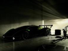 Lamborghini SCV12 lần đầu lộ ảnh không che đậy, công suất lên đến 819 mã lực