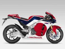 Phải chăng Honda vẫn đang âm thầm phát triển siêu mô tô trang bị động cơ V4