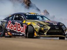 Chứng kiến khả năng của chiếc xe drift Lexus RC F độ 1.200 mã lực mạnh nhất thế giới