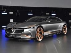 Voyah i-Land - Concept xe điện thể thao cao cấp ra mắt lần đầu tiên