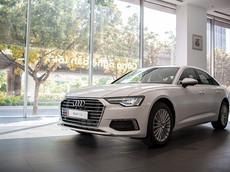 Sau A7 Sportback mới, đến lượt Audi A6 2020 chính thức ra mắt Việt Nam