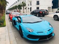 Giá xe Lamborghini Aventador SVJ mới nhất tháng 8 năm 2020 tại Việt Nam