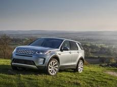 Land Rover Discovery Sport: Giá xe Land Rover Discovery Sport và khuyến mãi tháng 8/2020
