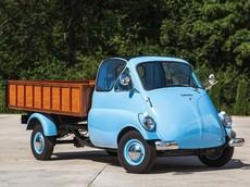Iso Isettacarro - Chiếc bán tải tí hon, dễ thương bậc nhất thế giới với giá trị khoảng 500 triệu đồng