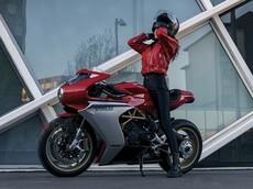 Sport bike MV Agusta Superveloce 800 mở bán tại Thái Lan, gần 1 tỷ đồng cho 153 mã lực