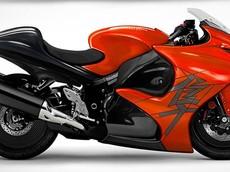 """""""Thần gió"""" Suzuki Hayabusa GSX-R1300 sẽ quay lại thị trường trong năm tới, thách thức Kawasaki Ninja H2 SX"""