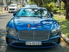 Bentley Continental GT: Giá xe Bentley Continental GT mới nhất tháng 8 năm 2020 tại Việt Nam