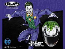 """HJC ra mắt mũ bảo hiểm full-face Rpha 11 mang hình dáng Joker cực ngầu cho """"dân chơi"""""""