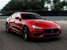 Maserati Ghibli Trofeo và Quattroporte Trofeo trình làng với động cơ Ferrari, đạt vận tốc 326 km/h