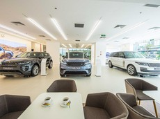 Jaguar Land Rover khai trương đại lý chính hãng mới tại Hà Nội, khách hàng có thể lái thử Range Rover Autobiopgraphy LWB