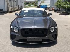 Bentley Continental GT V8 2020 đầu tiên về Việt Nam đã có chủ nhân