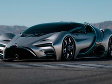 Hyperion XP-1 - Siêu xe chạy hydro, gia tốc 0-100 km/h dưới 2,2 giây, dáng vẻ cực ảo được ra mắt