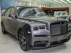 """Rolls-Royce Cullinan Black Badge ra mắt nhà giàu Malaysia với trang bị rất """"xịn sò"""" làm đại gia Việt thèm khát"""
