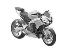 Hé lộ thiết kế naked bike hạng trung Aprilia Tuono 660 hoàn toàn mới
