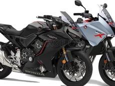 Hé lộ Honda CBR1000R - Sport touring chung máy với CB1000R có thể được ra mắt trong năm 2021