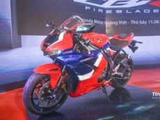 Honda CBR1000RR-R 2020 chính thức ra mắt tại Việt Nam, giá từ 949 triệu đồng