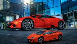 Đây là chiếc Lamborghini Huracan Evo rẻ nhất trên đời, nhưng tiếc là không thể lái được