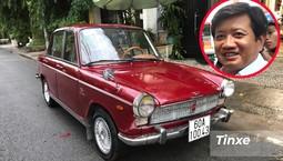 Ông Đoàn Ngọc Hải bán thành công chiếc xe cổ Daihatsu Compagno Berlina 1000 để làm từ thiện