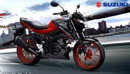 Xe côn tay Suzuki GSX150 Bandit ra mắt phiên bản 2020 ấn tượng hơn
