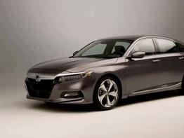 Đánh giá xe Honda Accord 2018: Đối thủ đáng gờm trong phân khúc