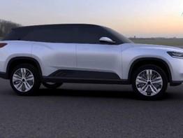 Các mẫu xe hơi VinFast dưới dạng video 3D