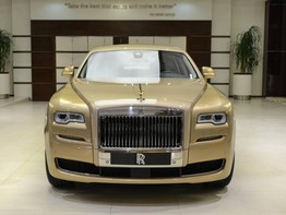 Rolls-Royce GhostOasis Edition