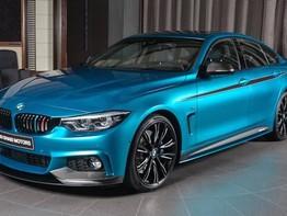 BMW M4 Performance Gran Coupe