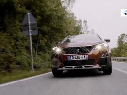 Đánh giá xe Peugeot 3008 2017: Lột xác với trang bị an toàn và tiện dụng hơn