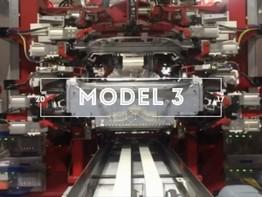 Khám phá dây chuyền sản xuất Tesla Model 3